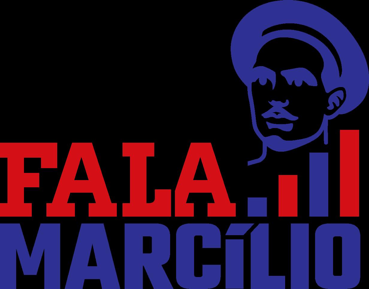 Logo Fala Marcílio