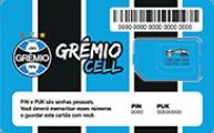 Chip Grêmio Cell